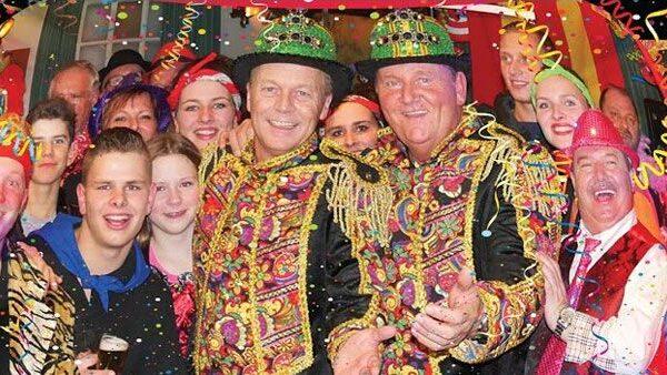 Carnavalsaanbieding Dennis Jones & Dirk Meeldijk