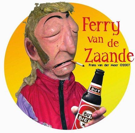Ferry van de Zaande NU te boeken voor carnaval!