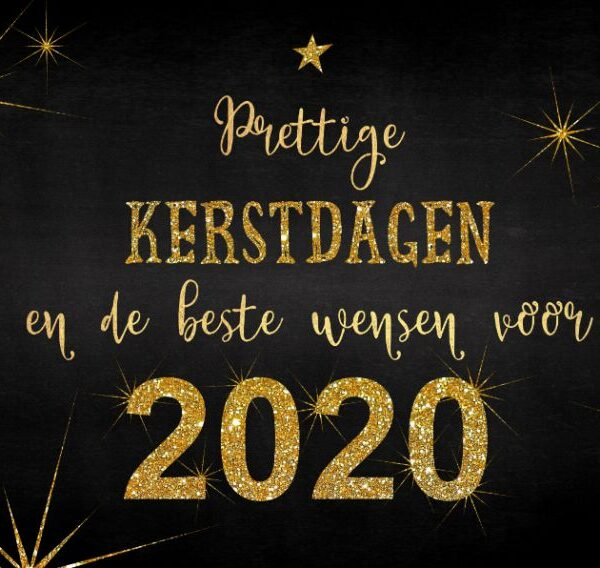 Openingstijden Kerst-Nieuwjaar 2019