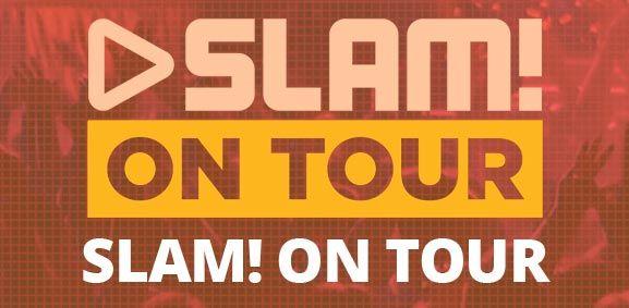 Slam FM On Tour in prijs verlaagd!