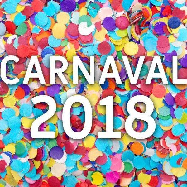 Speciale 2018 carnavalsprijzen diverse artiesten
