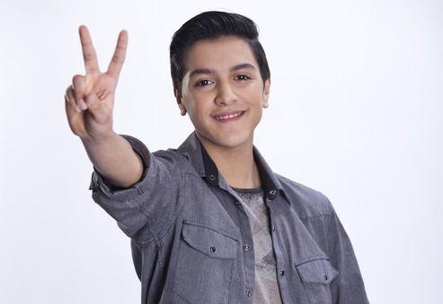Winnaar Voice Kids Ayoub NU te boeken
