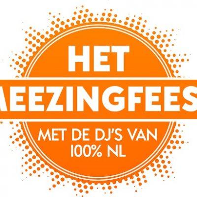 100% NL Meezing Feest-boeken