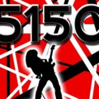 5150 (Van Halen Tribute Band)-boeken