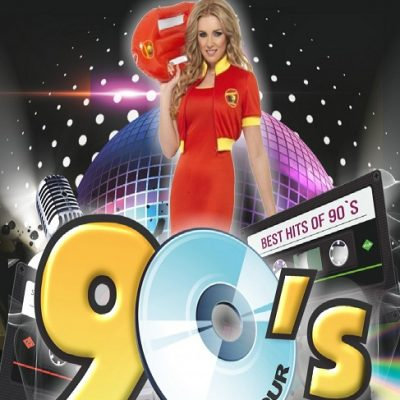 90's Party On Tour-boeken