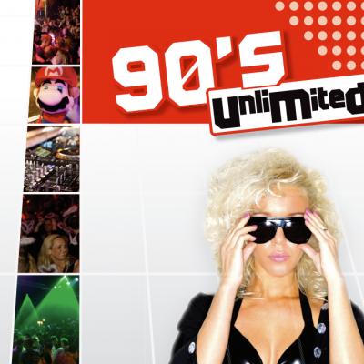 90s Unlimited-boeken