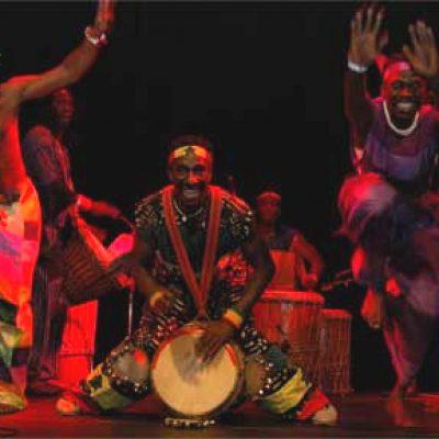 Afrikaanse Trommelaars-boeken