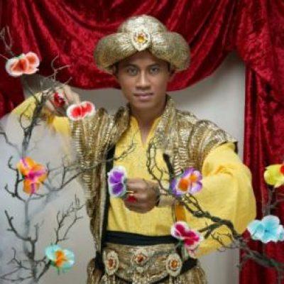 Aladdin Kindershow-boeken