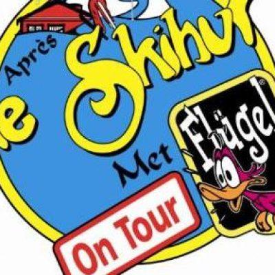 Apres-Ski Hut On Tour-boeken