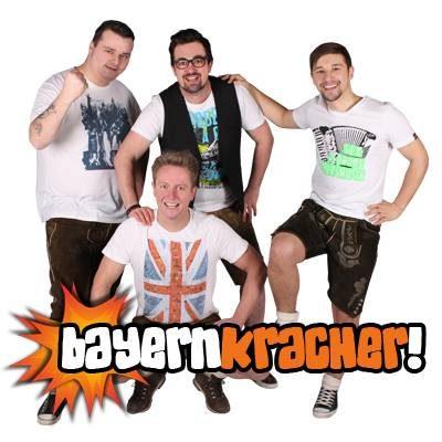 Bayernkracher-boeken