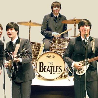 Beatles Revival Band (Beatles Tributeband)-boeken