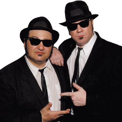 Blues Brothers Dedication Revue-boeken