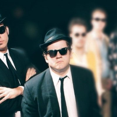 Bollox Blues Brothers-boeken