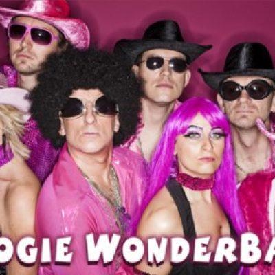 Boogie Wonderband-boeken