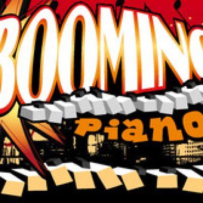 Booming Pianos-boeken