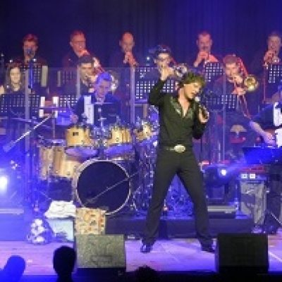 Bouke & The ElvisMatters Band-boeken