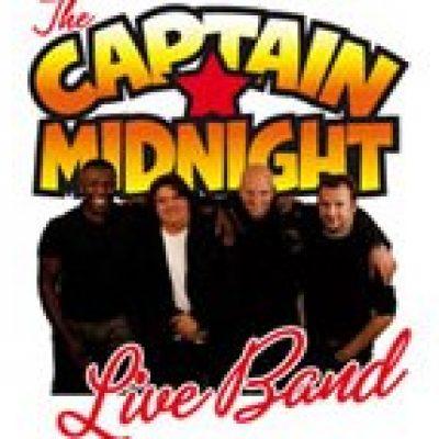 Captain Midnight Pianoshow + Band-boeken