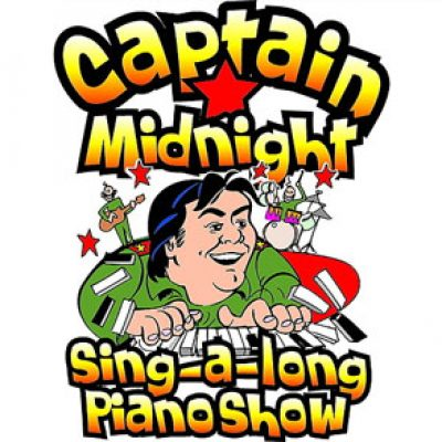 Captain Midnight Pianoshow Solo-boeken