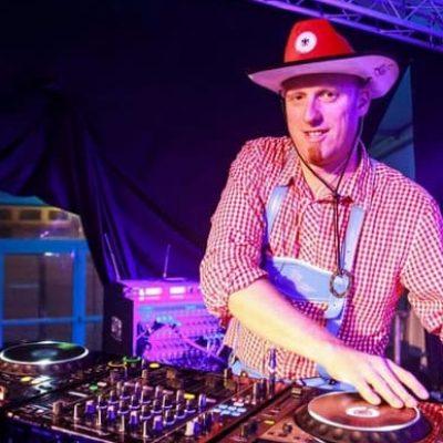 DJ Gildo Von Der Wiesn-boeken