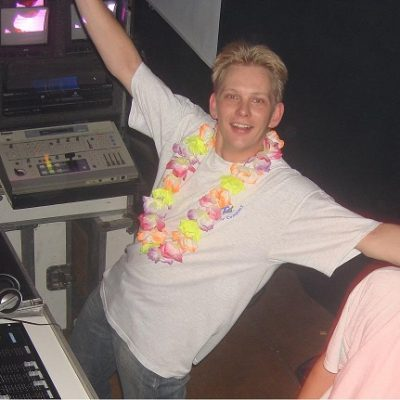 DJ Ramon-boeken