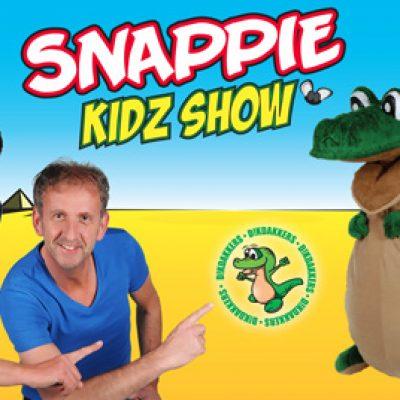 De Dikdakkers Snappie Show-boeken