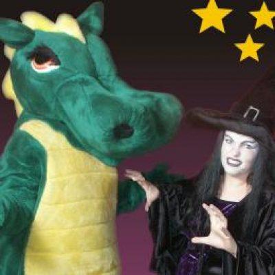 De Draak & De Heks-boeken