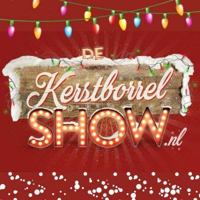 De Kerstborrel Show-boeken