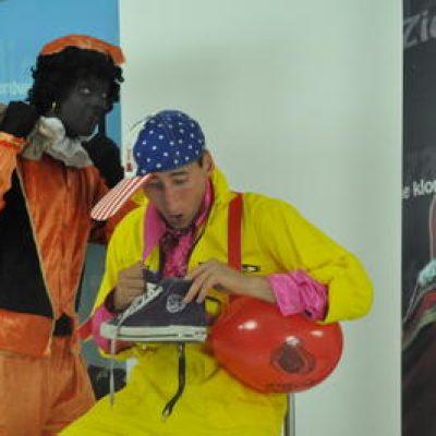 De Magische Wens Van Zwarte Piet-boeken