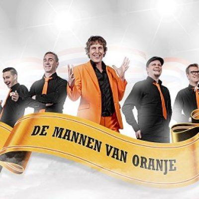 De Mannen Van Oranje-boeken