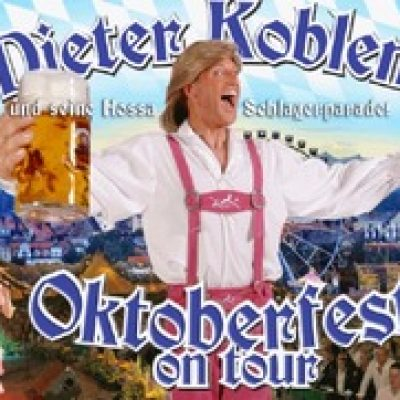 Dieter Koblenz Oktoberfest Show-boeken