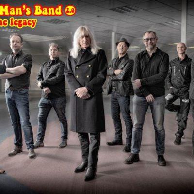 Dizzy Man's Band 2.0 The Legacy-boeken