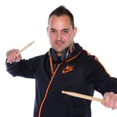 Drum DJ Mr. Milow-boeken