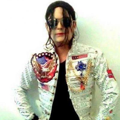 Dutch Michael Jackson-boeken