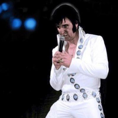 Elvis Presley Tribute Aron Borgh-boeken