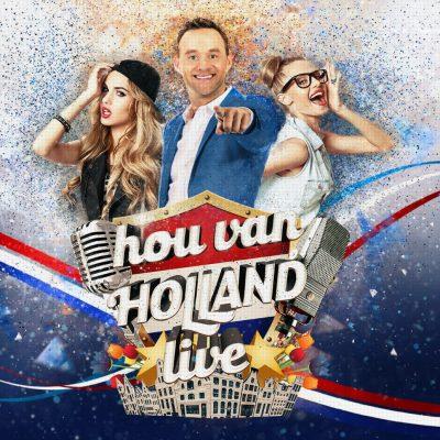 Hou Van Holland Live-boeken