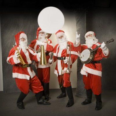 Kerstmannen band-boeken
