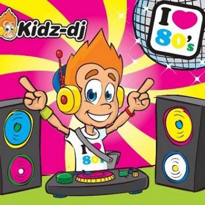 Kidz-DJ-boeken