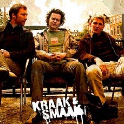 Kraak & Smaak DJ Show-boeken