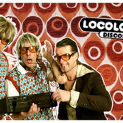 Loco Loco Discoshow-boeken