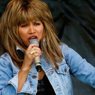 Mary Amora (Tina Turner look-a-like)-boeken