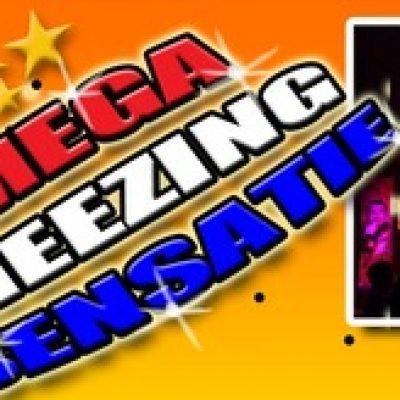 Mega Meezing Sensatie-boeken