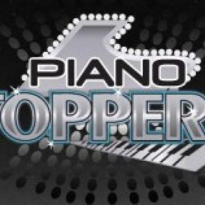 Mega Pianotoppers-boeken
