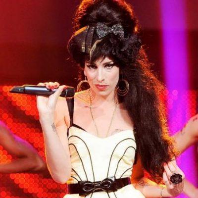 Merante (Amy Winehouse Tribute)-boeken