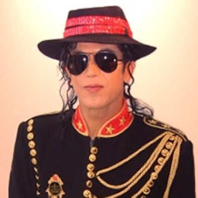 Michael Jackson Tribute Daimyo Jackson-boeken