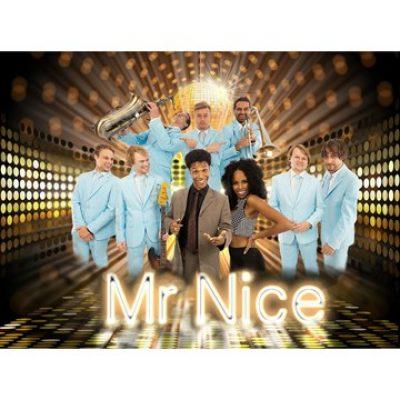 Mr. Nice Band-boeken