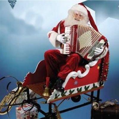 Muzikale Kerstman-boeken