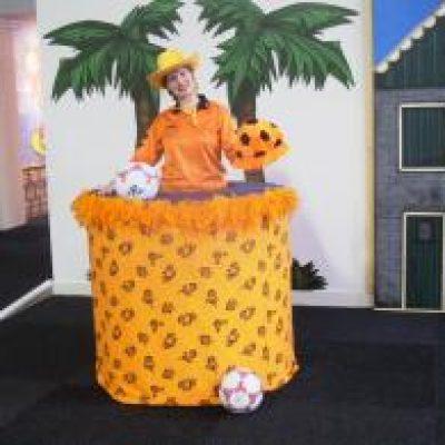 Oranje Dames-boeken