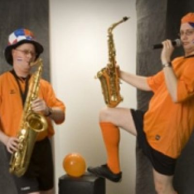 Oranje Duo-boeken