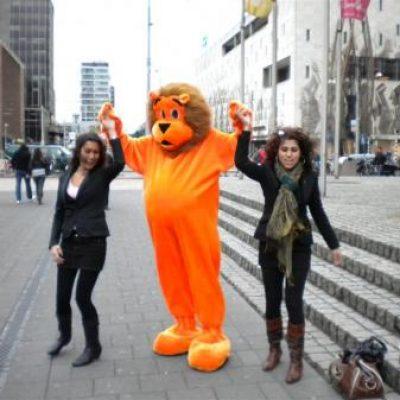 Oranje Leeuw Meet & Greet-boeken