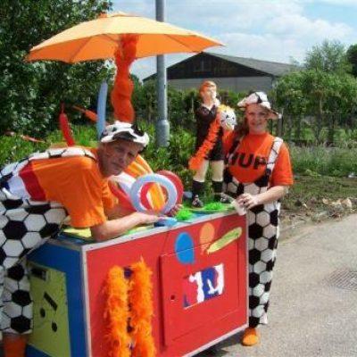Oranje Surprise Car-boeken